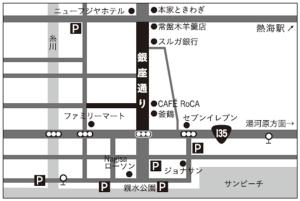 マルシェ地図②
