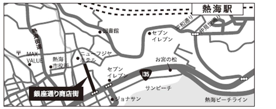 マルシェ地図①