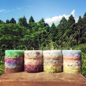 周田農園 omochi candle6